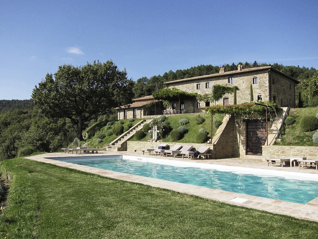 Casa Bramasole Villa Umbria
