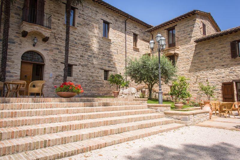 San-Severino-Marche Adriatische-Küste Adriaküste-und-die-Marken Villa Cesolo gallery 003