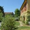 Unser Ferienhaus Le Casine schmiegt sich traumhaft in die grüne Landschaft der Toskana ein