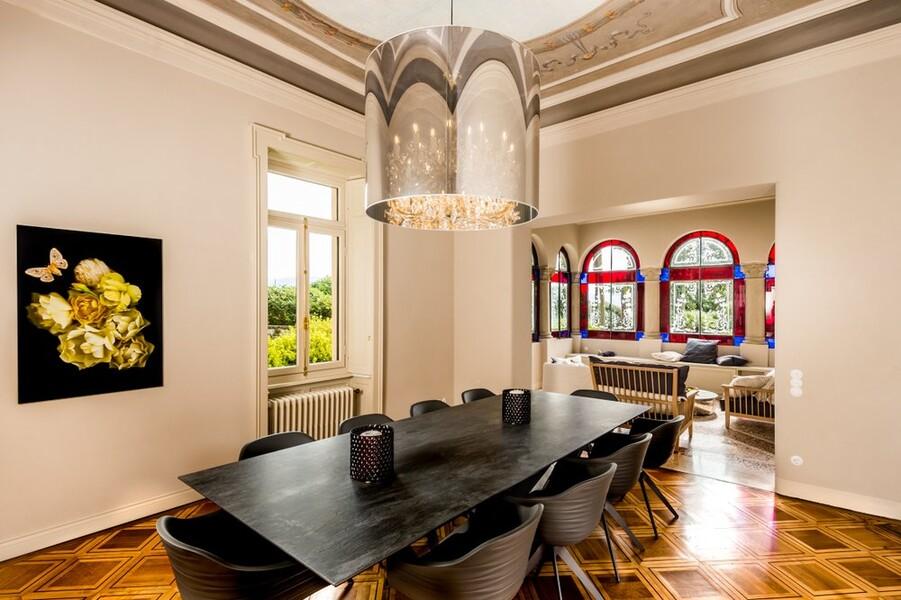 Villa Orsi Esszimmer 4