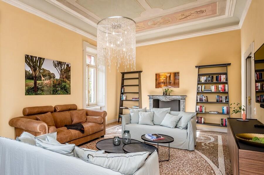 Villa Orsi Wohnzimmer 1