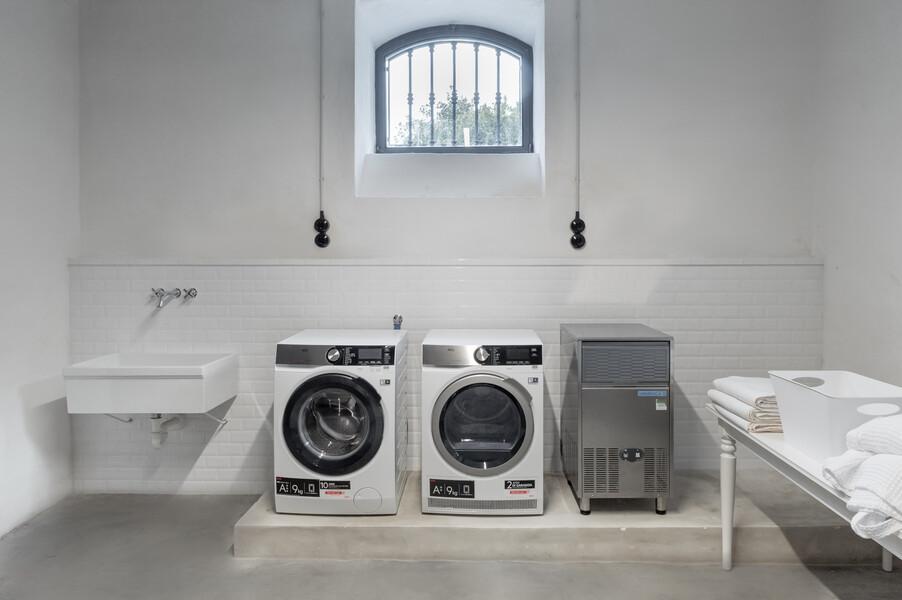 Villa Orsi Waschküche