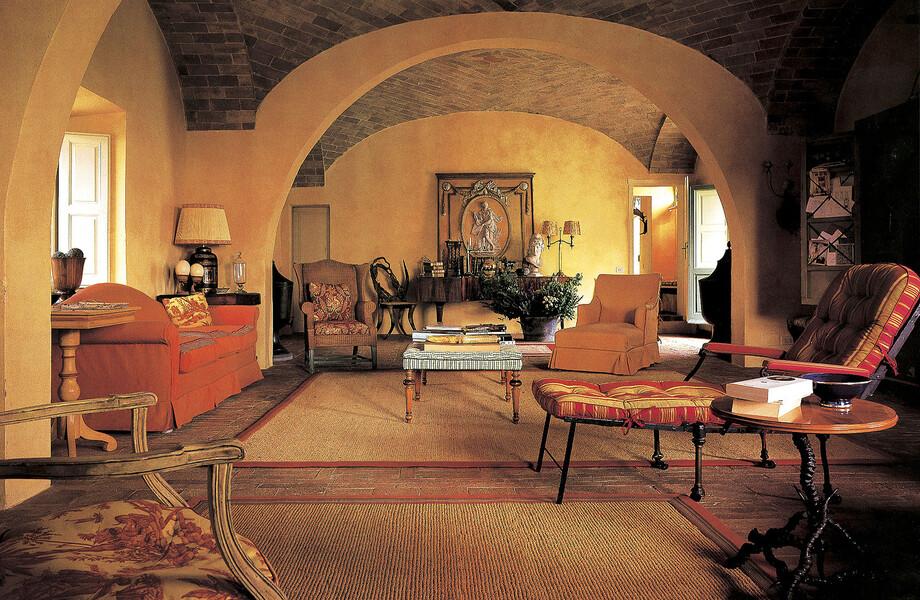 In der Villa Fontanelle erwartet SIe eine einmalige Atmosphäre