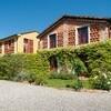 Die Anlage Le Casine unterscheidet sich architektonisch von Haus zu Haus