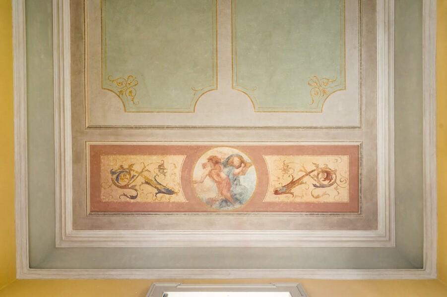 Villa Orsi Wohnzimmer 3