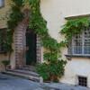 Eingang der Ferienwohnung Il Mezzanino in Lucca, einer der schönsten Städte der Toskana