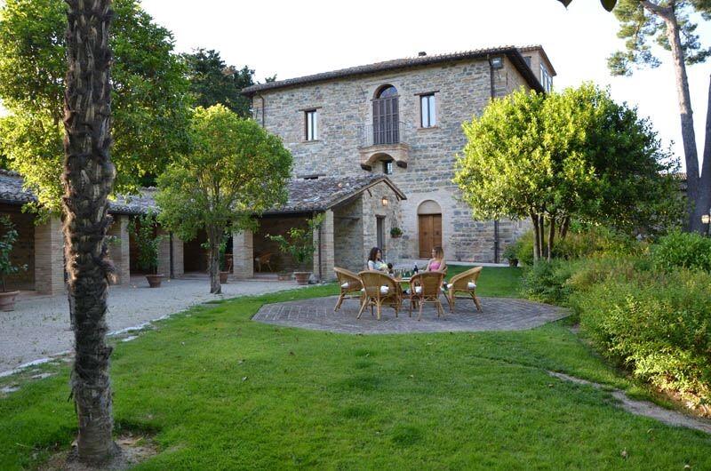 San-Severino-Marche Adriatische-Küste Adriaküste-und-die-Marken Villa Cesolo gallery 005