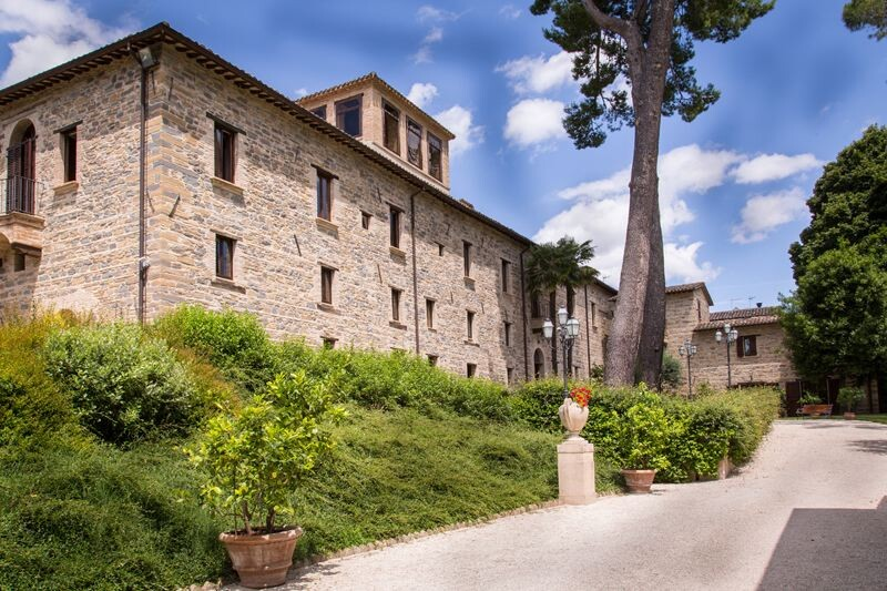 San-Severino-Marche Adriatische-Küste Adriaküste-und-die-Marken Villa Cesolo gallery 001